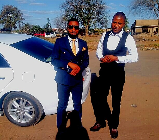 Trymore Bande spotted with Madzibaba Tyregy Chigadzira some time in 2020